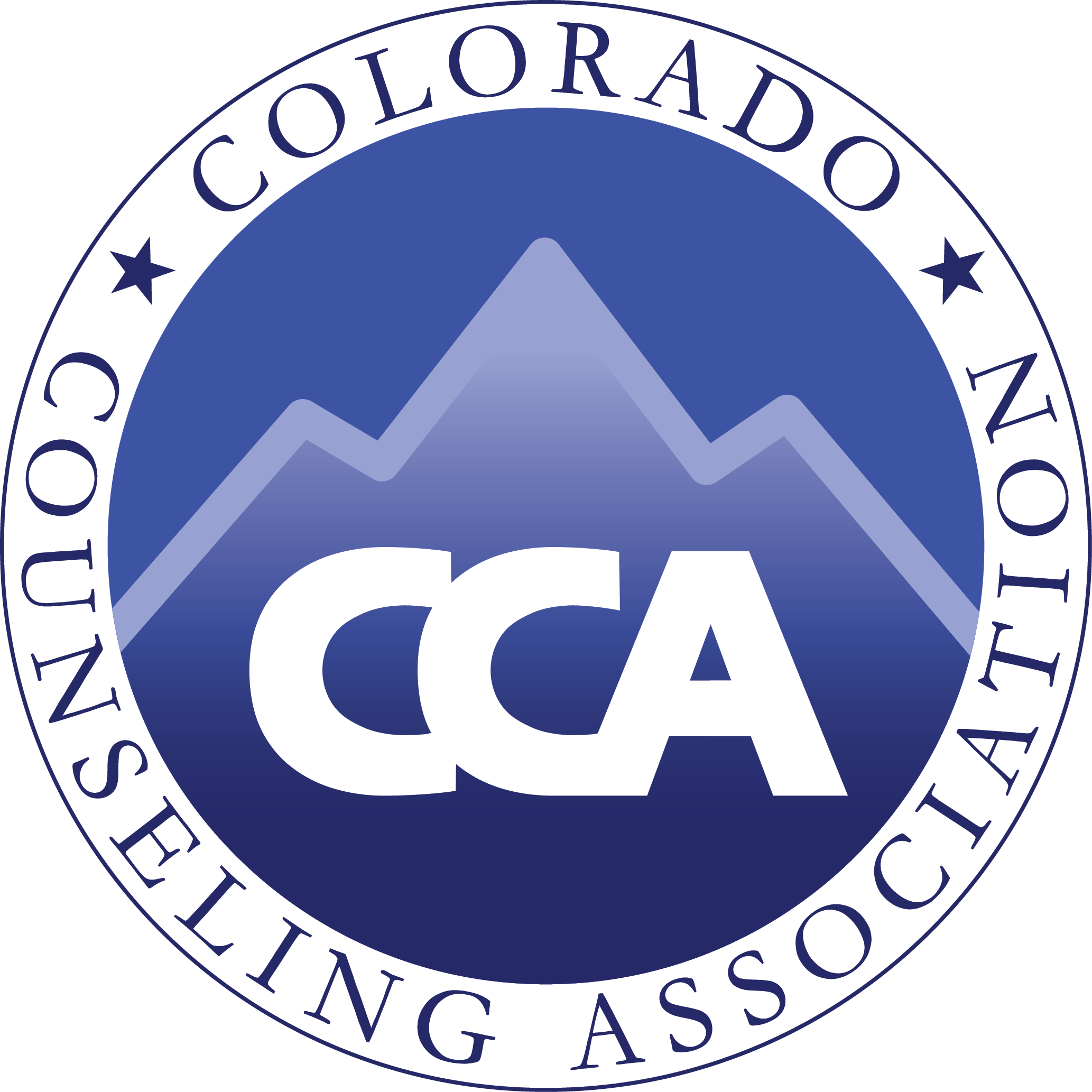 Colorado Counseling Association (CCA) Logo